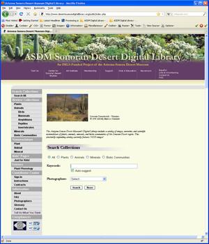 ASDM Digital Library